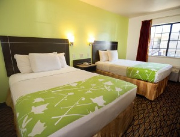 Marvelous Double Room With Two Double Beds   Non Smoking. 2 Full Beds